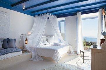 Спальня в стиле модерн - сказочные сны под балдахином