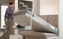 История раскладной мебели