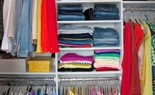 Десять полезных советов: как хранить вещи в доме