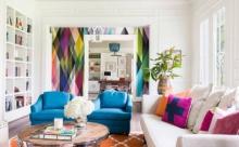 Как цвет меняет настроение вашего дома?