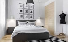 Интересные оттенки черного для вашей комнаты