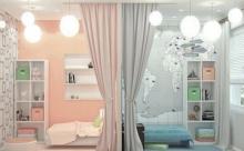Три этапа создания дизайна интерьера детской комнаты