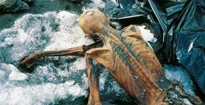 Проклятие «ледяного человека»: воинственный шаман мстит спустя тысячелетия после смерти