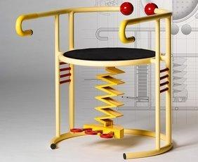 В Пекине дизайнер разработал стулья для микродвижений