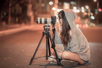 Учимся фотографировать самостоятельно