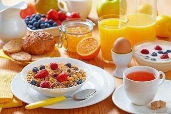Если наступит завтрак