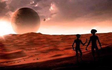 На Марсе были все необходимые условия для жизни под землёй - Открытия