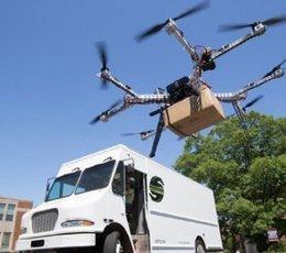 В Сибири и Арктике планируют построить воздушную трассу для дронов