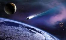 Россия готовится к борьбе с астероидами