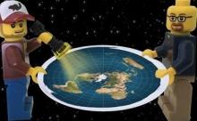 Они поплывут искать край плоской Земли