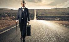 Путешественник во времени Рудольф Фенц