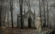Загадочные овраги с привидениями