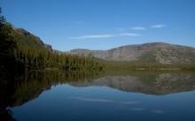 Ловозеро - мистическое место России