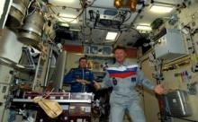 Космонавты рассказали - ругаются ли они в космосе