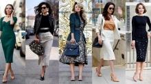 Пиджак весной -  главная часть гардероба женщины