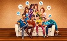 Социальные сети заставляют злиться на жизнь