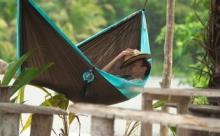 Гамак - подарок индейцев Майя