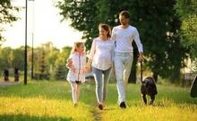 Короткие прогулки продлевают жизнь