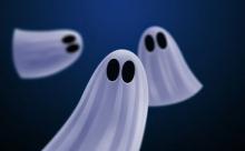 В Великобритании в квартире пенсионерки поселился призрак