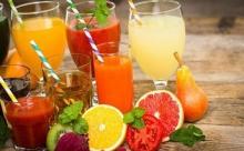 Какие соки желательно попить перед пляжным сезоном