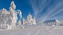 И в России, и в Европе зимой происходили удивительные события