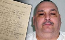 Мужчина сознался в убийстве, будучи похороненным год назад