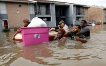 США ожидают мощные потопы и наводнения