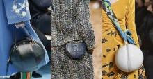 Гламурные сумки снова в моде
