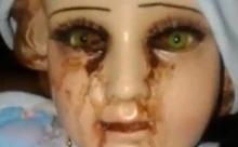 """В Мексике статуя младенца Иисуса заплакала """"кровью"""""""