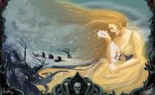 Персефона: легенда о проводнике в мир мёртвых