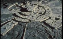 Луна - космическая база инопланетян