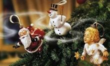 Жители Литвы отправляют рождественские ароматы по почте