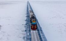 Железная дорога в Арктике скоро станет реальностью