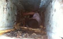 Житель Краснодара 12 часов провел в вентиляции многоэтажного дома
