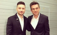 Спустя 14 лет Топалов и Лазарев спели дуэтом