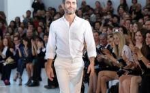 Приватный показ организовали дизайнеры модного дома во главе с Марком Джейкобсом
