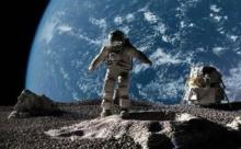 В планах России разработка ресурсов на Луне
