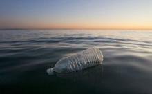 Дно моря Лаптевых усеяно фрагментами от бутылок