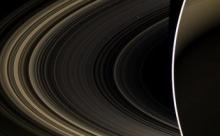 Кольца Сатурна постепенно исчезают