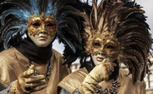 Венецианский карнавал - чудесный с богатой историей праздник