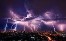 Разрушительные грозы придут с глобальным потеплением на Земле