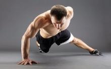 Мужчинам, не способным отжаться 10 раз, грозит инфаркт
