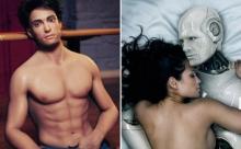 Секс-роботы  предотвратят женские измены