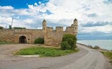 Земля под Крепостью в Керчи стала собственностью Крыма
