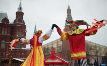 В Москве широко будет отмечаться русская Масленица